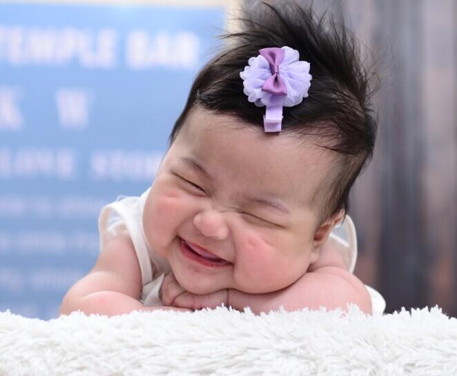 黑婴儿图片大全可爱