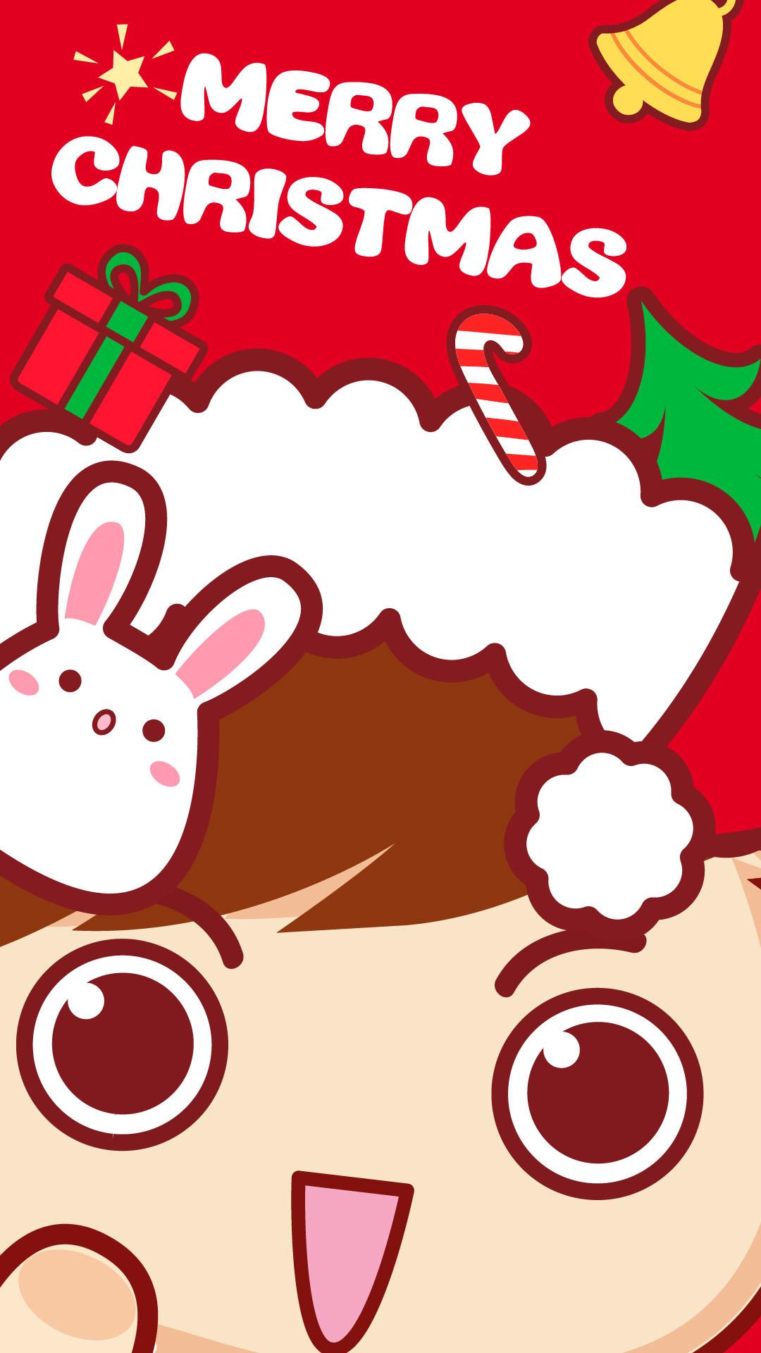 摩丝摩丝仔仔甜蜜圣诞